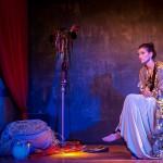 Η παράξενη Αγάπη του Αλόγου και της Λεύκας | Πρόβα @ Τσάι στην Σαχάρα