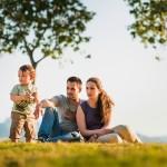 Νίκος & Ελευθερία…+ ο μικρός Παναγιώτης | Οικογενειακή φωτογράφηση πριν το γάμο